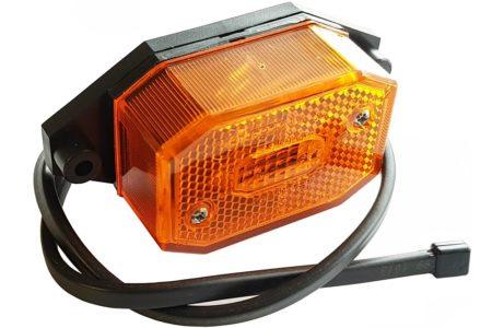 Ääretuli-Flexipoint-oranž-kollane-tasapinnalisel-konsoolil-0.5-m-kaabel